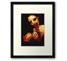 FEEDER I Framed Print