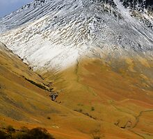 Wasdale Lake District by Nigel Donald