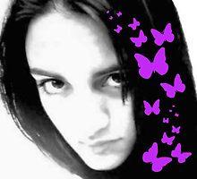 Butterflies by Desiree D