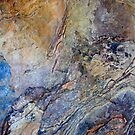 Rock Art III by Kathie Nichols