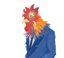 Corporate Cock by Tristan Tait