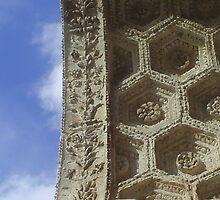 Roman Art and Sky by boldoflorine