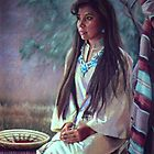 Navajo Beauty by Jean Hildebrant