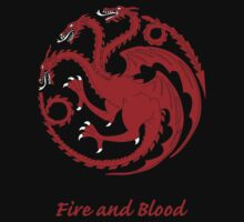 House Targaryen by Brinjen