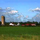 Corn So High ll by jpryce