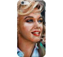 Marilyn 1 iPhone Case/Skin