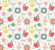 Stylish My Marine Adventure background.  by motuwe