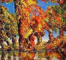 Dream of the Tree by Matthew Scotland
