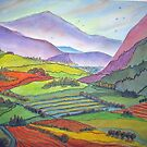 Peace in the Valley by bevmorgan