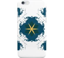 Flower Knight 1 [WHITE] iPhone Case/Skin