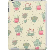 Let's grow up together iPad Case/Skin