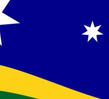 Southern Horizon - The New Australian Flag Sticker