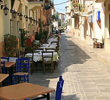 Nafplion early morning by DRWilliams