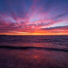Sunset at Cottlesloe Beach by nty6x