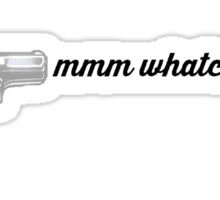 SNL MEME MMM WHATCHA SAY DEAR SISTER Sticker