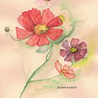 Earth laughs in flowers. by Elizabeth Kendall
