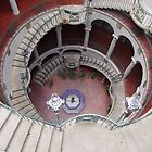 SPIRAL STAIRCASE by SANDRA BROWN