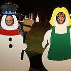 Snow People by RosaMarieAshby