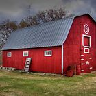 Farmers Barn by jonnikray