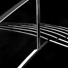 An Abstract Staircase by Angelika  Vogel