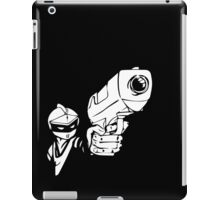 Gunslinger iPad Case/Skin
