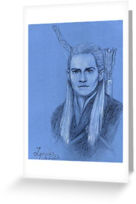 Legolas by Gemma Amendola