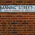 Banning Street by Christine Leman