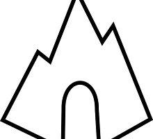 Skyrim Cave Icon by LouisPayne458