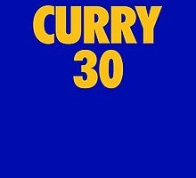 Stephen Curry #30 by owned