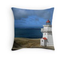 Hidden Amongst The Dunes Throw Pillow