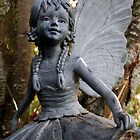 Birch Tree Fairy by AbsintheFairy