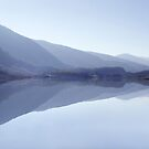 Glen Strathfarrar - Perspective In Reflection by Kevin Skinner