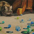 Cat Eyes by Karen Ilari