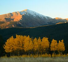 Sunrise on Boreas Pass by Paul Gana