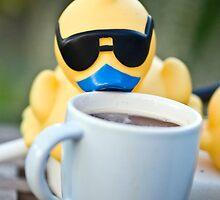 Coffee Duck  by Nala