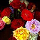 My Roses 5 by Mariam Muradian