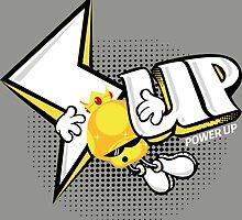Power Up  by Samiel