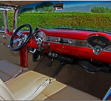 Bow Tie Interior by Chet  King