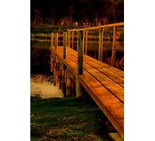 """The Jetty"" Photographic Print"