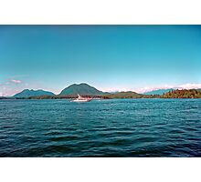 Between the Gulf Islands Photographic Print
