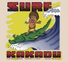 Surf Kakadu by ShaneStringer