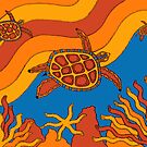 Goorlil - (turtle) lalin season (summer) by sekodesigns