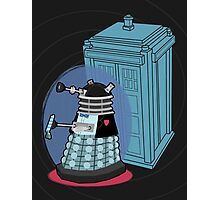 Daleks in Disguise - Second Doctor Photographic Print