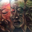 Mourning by DreddArt