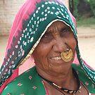 A beautiful Bishnoi Lady by DeborahDinah