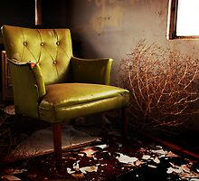 waiting room by Rachel  McKinnie