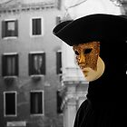 LA MASCHERA VENEZIANA by June Ferrol