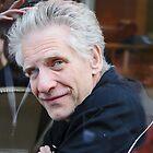 David Cronenberg by DaveVaughan