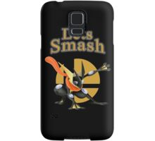 Smash Bros 4 Greninja Samsung Galaxy Case/Skin