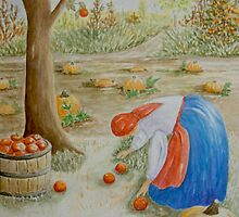 Harvest by Ilunia Felczer
